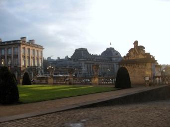 vaade Brüsseli maakonna kunigapaleele