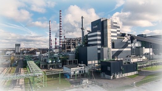 Enefit280 on ainus omalaadne - töötleb põlevkivi ja gaasi ning toodab elektrienergiat