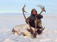 Bow Hunting - Arctic Islands Caribou Hunting