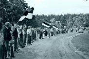 balti kett - eestis 211 kilomeetrit