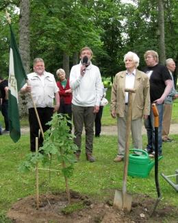 ELKS lipp kinnitab, et tamm on nimeline ja sümboli väärtusega