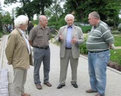 Ü. Niisuke, J. Telgmaa, hr. President, V. Hansen