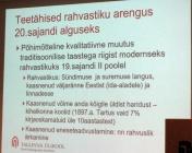 Peamised muudatused Eesti rahvastiku arengus 20.–21. sajandil