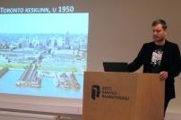 Eesti Arhitektuurimuuseumi teadur