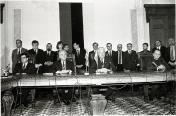 B. Jeltsini kohtumine Balti riikide juhtidega