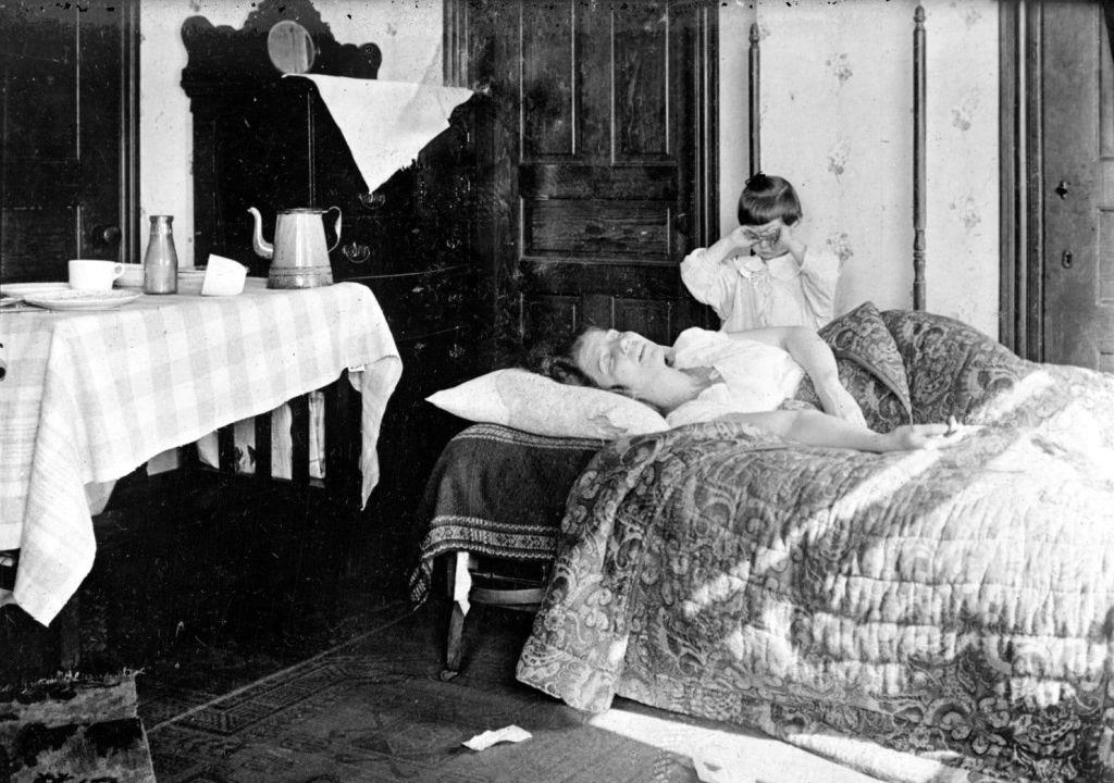 Hispaania gripp niitis rohkem noori, kuid see polnud reegel